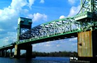 Isabel Holmes and Memorial Lift Bridge